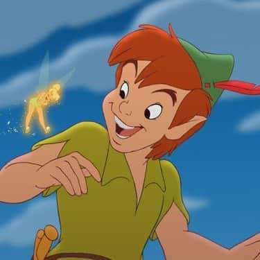 Peter Pan Is Actually Transporting Children To The Afterlife