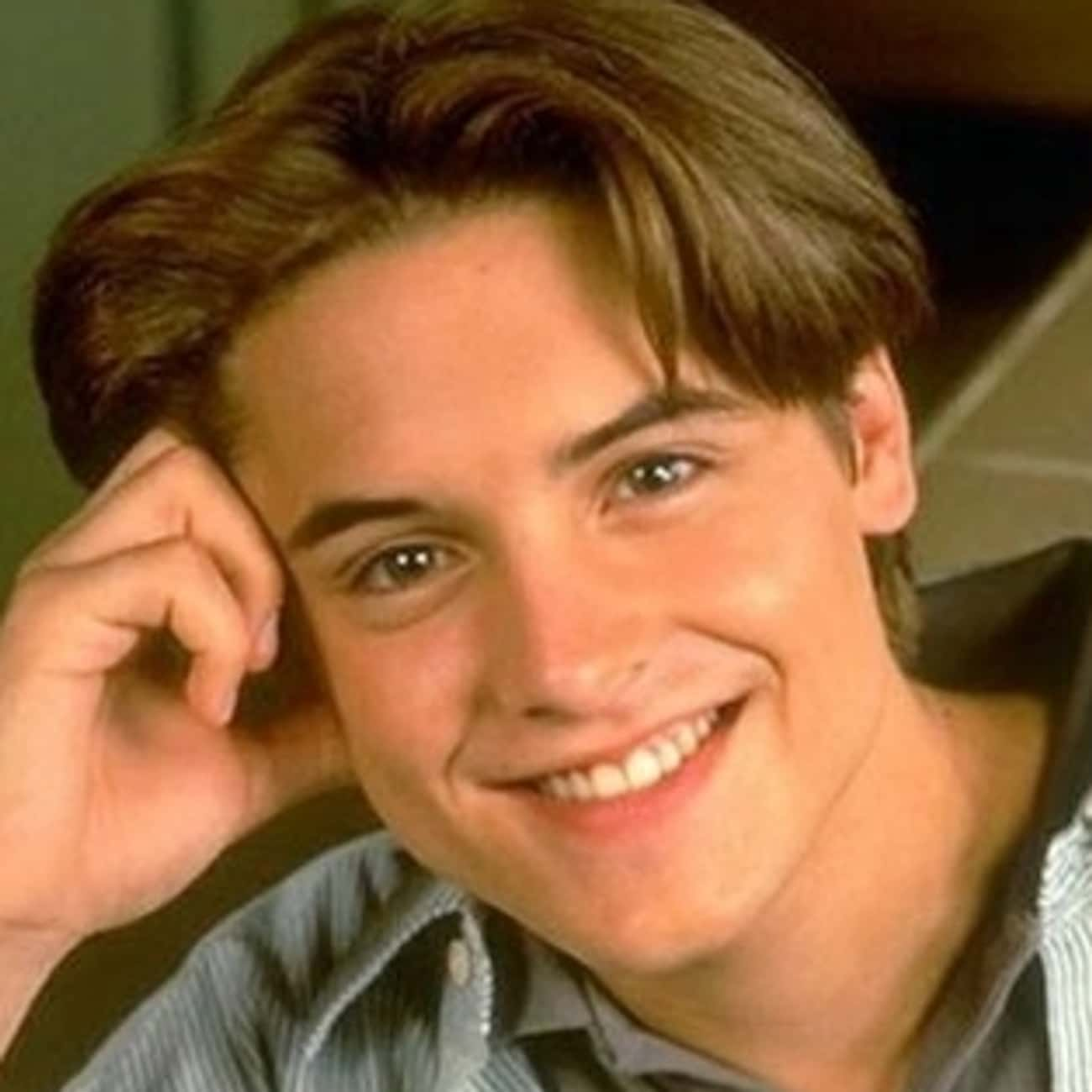 Eric Matthews is listed (or ranked) 2 on the list The Most Harmless TV Heartthrobs