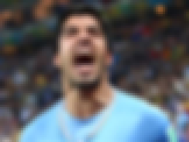 Luis Suárez is listed (or ranked) 2 on the list The 19 Biggest Sports Letdowns of 2014