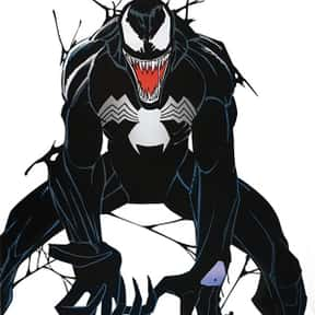 Venom is listed (or ranked) 11 on the list The Best Comic Book Superheroes Of All Time