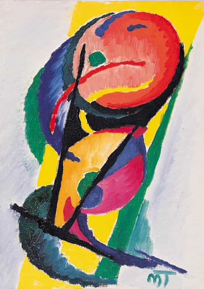 Famous Abstract Art Artists