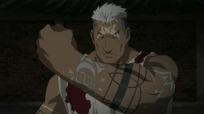 Scar is listed (or ranked) 3 on the list 13 Characters Who Are The 'Sasuke Uchiha' of Their Anime