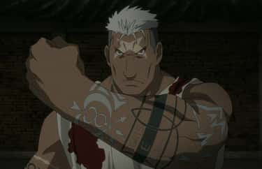 Scar - 'Full Metal Alchemist:  is listed (or ranked) 2 on the list 18 Sympathetic Anime Villains You Can't Help But Feel For