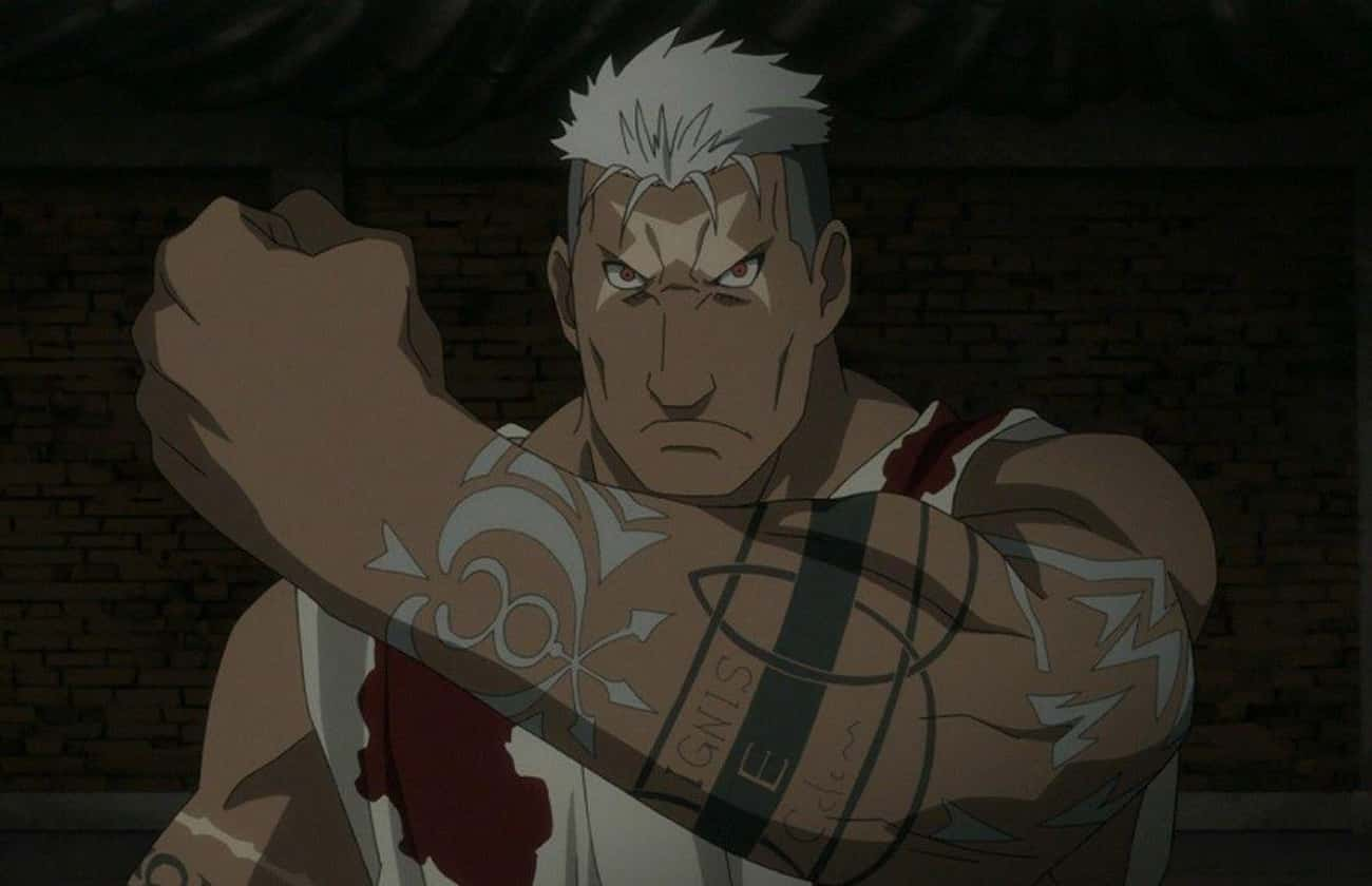 Scar - 'Full Metal Alchemist: Brotherhood'