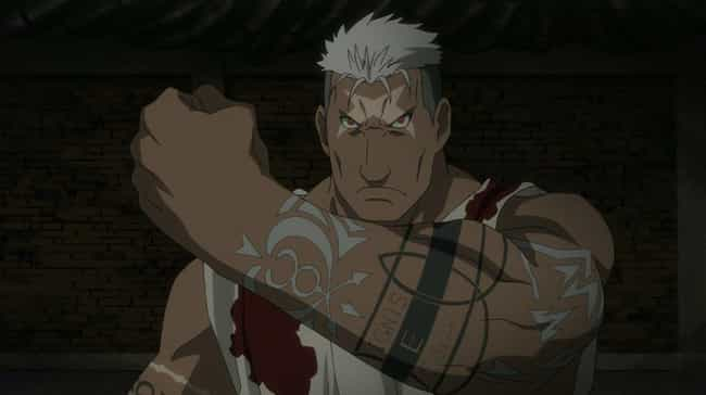 Scar is listed (or ranked) 4 on the list 14 Anime Villains That Deserve Their Own Series