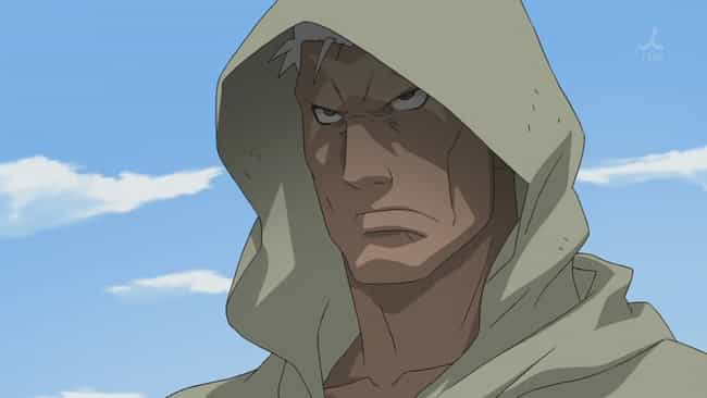 Anime Scars | List of Anime Characters With Scars