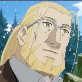 Hohenheim is listed (or ranked) 12 on the list The Best Fullmetal Alchemist: Brotherhood Characters
