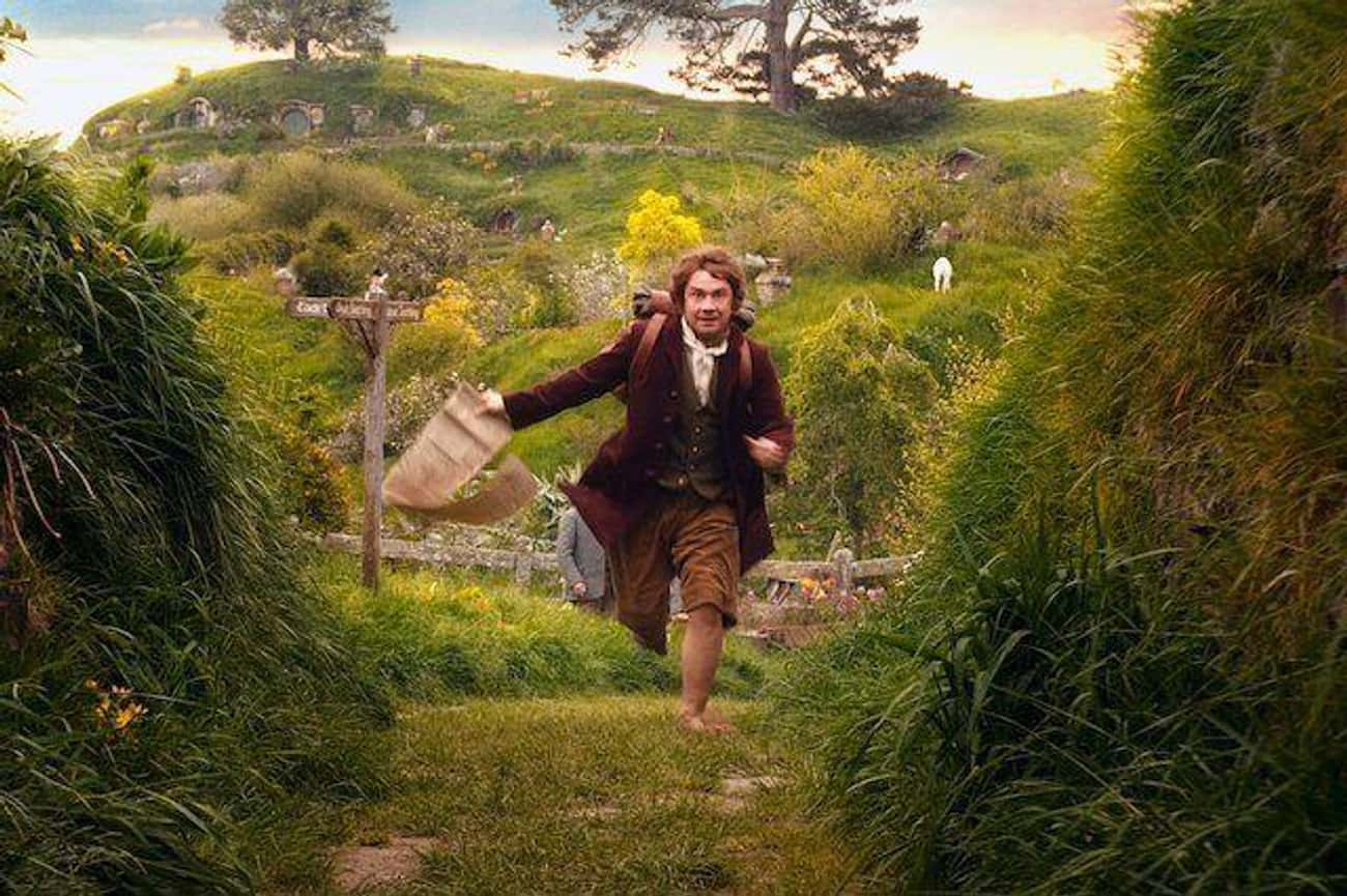 The Hobbit (2012) is listed (or ranked) 2 on the list The Biggest Movie Sets in Film History