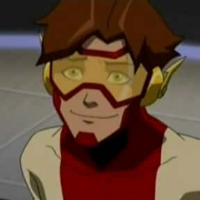 Impulse is listed (or ranked) 4 on the list The Best Members of Young Justice