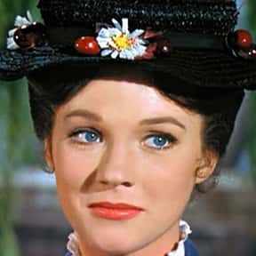 Mary Poppins is listed (or ranked) 5 on the list The Best Female Film Characters Whose Names Are in the Title