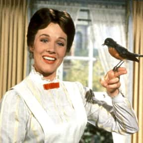 Mary Poppins is listed (or ranked) 19 on the list The Very Best Oscar Winning Performances