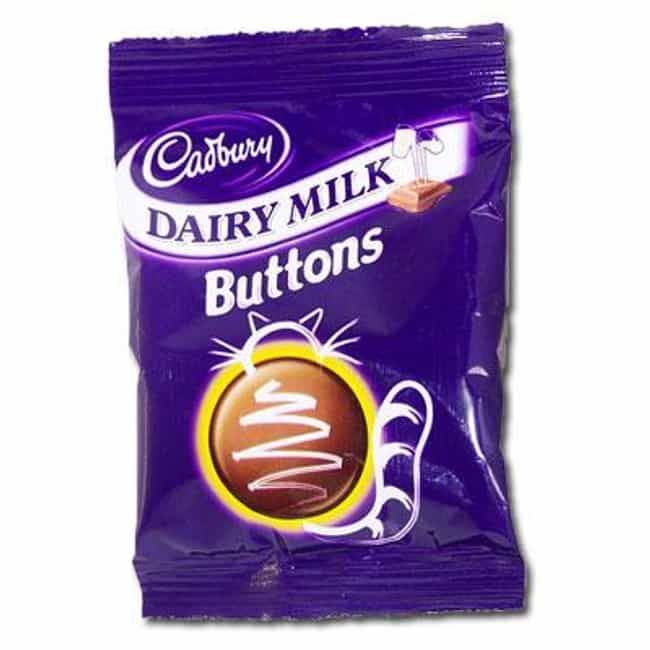 Cadbury Buttons is listed (or ranked) 2 on the list Popular Candy Sold in United Kingdom