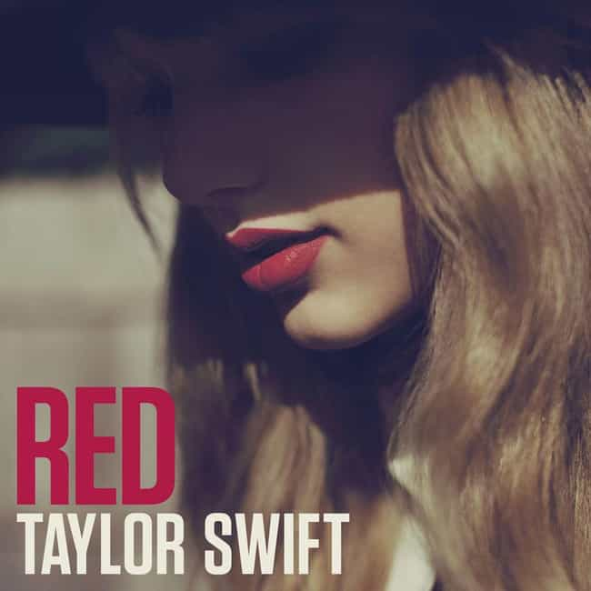 Red is listed (or ranked) 1 on the list The Best Taylor Swift Albums of All-Time