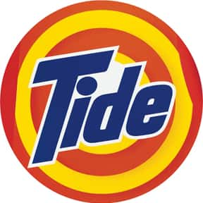 Tide is listed (or ranked) 1 on the list The Best Detergent Brands