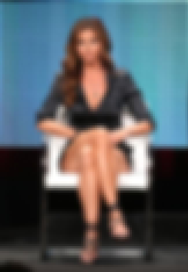 Charisma Carpenter is listed (or ranked) 4 on the list The Most Gorgeous Crossed Legs in Show