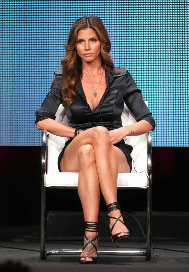 Charisma Carpenter is listed (or ranked) 1 on the list The Most Gorgeous Crossed Legs in Show