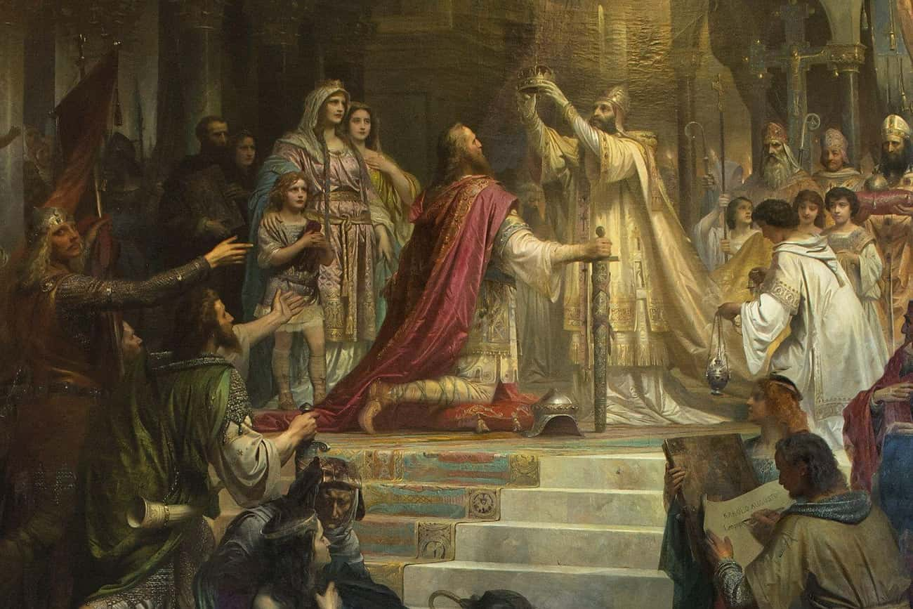 Charlemagne is listed (or ranked) 4 on the list Historical Leaders Called 'The Great,' Ranked By Greatness
