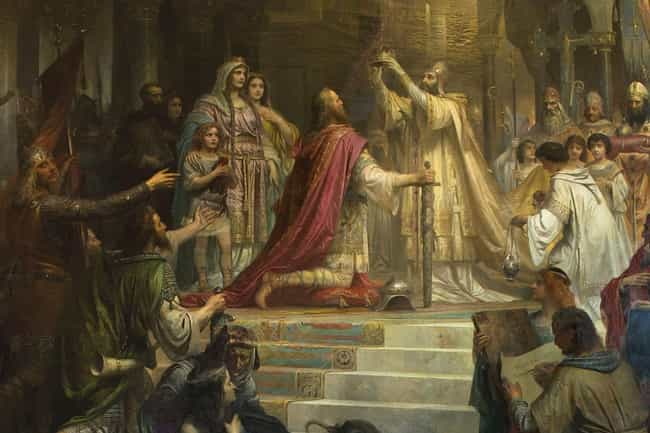 Charlemagne is listed (or ranked) 3 on the list Historical Leaders Called 'The Great,' Ranked By Greatness