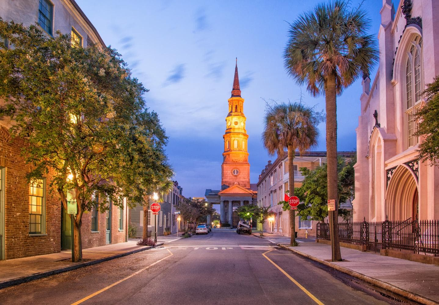 Random Best Southern Vacation Spots
