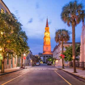 Charleston is listed (or ranked) 16 on the list The Best U.S. Cities for Vacations