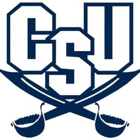 Charleston Southern University is listed (or ranked) 2 on the list All Big South Conference Schools