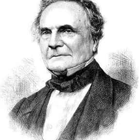 Charles Babbage is listed (or ranked) 1 on the list 10 Most Influential People in the History of Computers