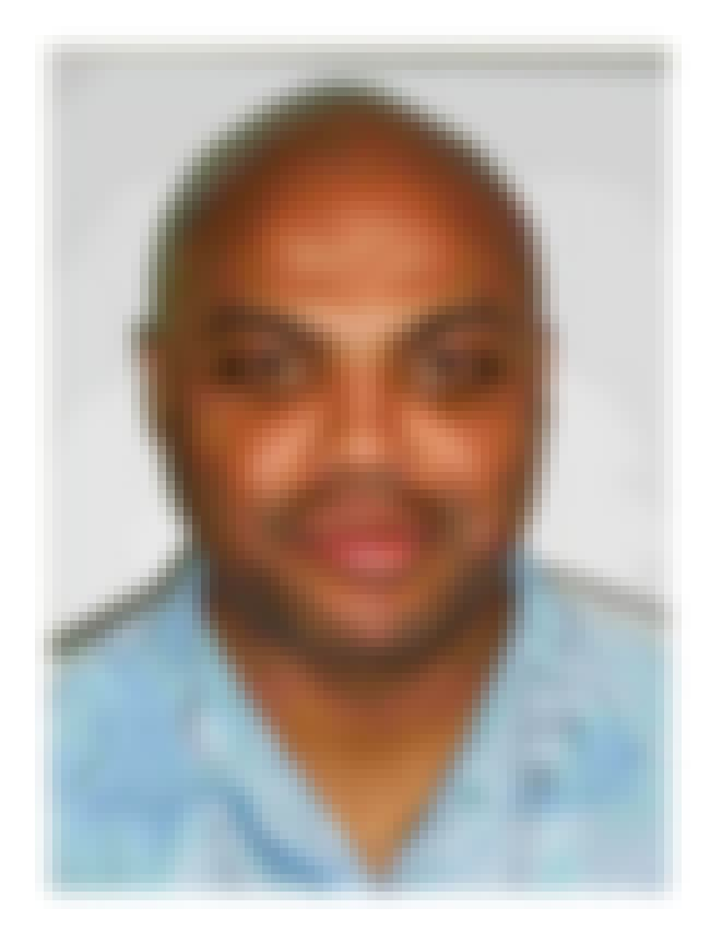 Charles Barkley is listed (or ranked) 7 on the list The Most Amusing Athlete Mug Shots