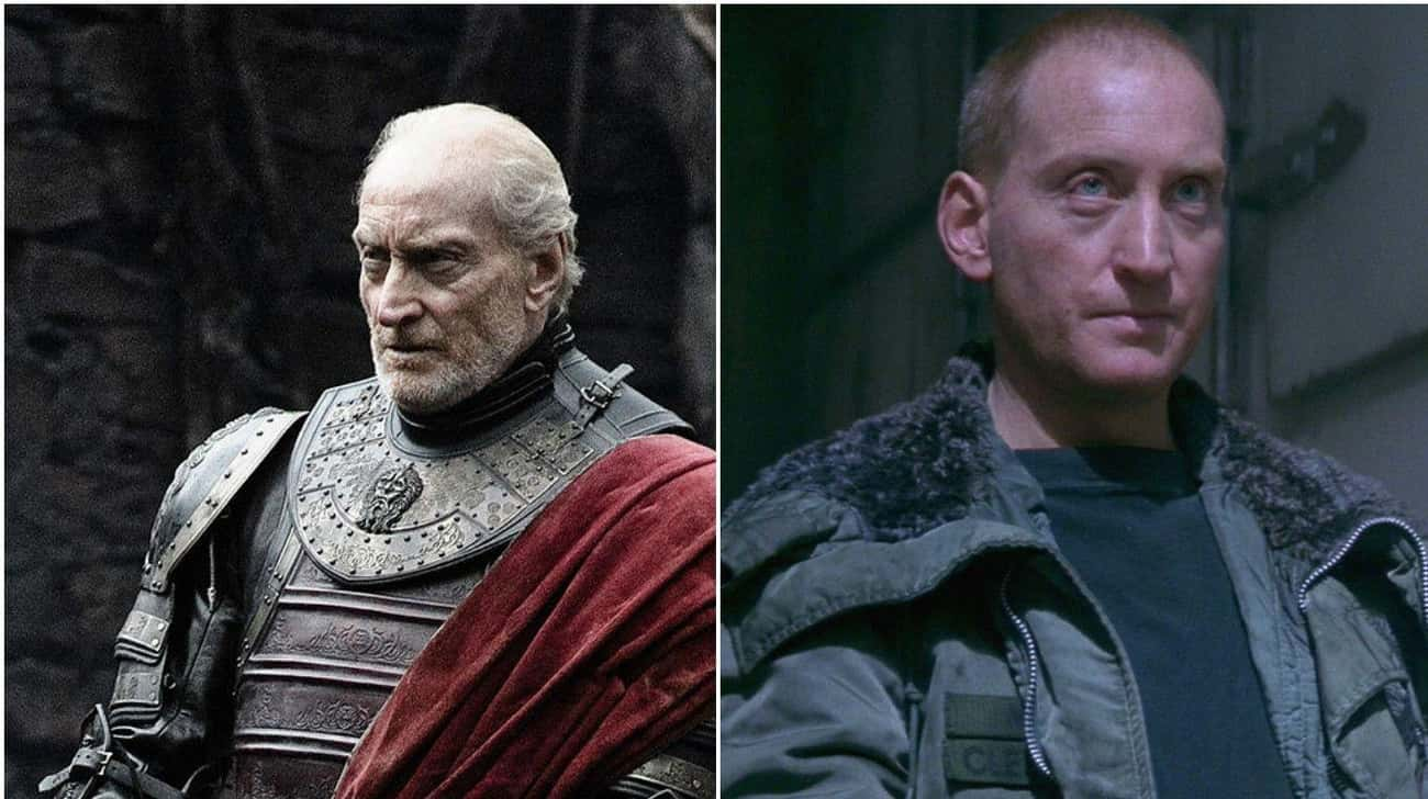 Charles Dance -  Alien 3 (1992 is listed (or ranked) 4 on the list A Look Back on Game of Thrones Actors in '90s Movies