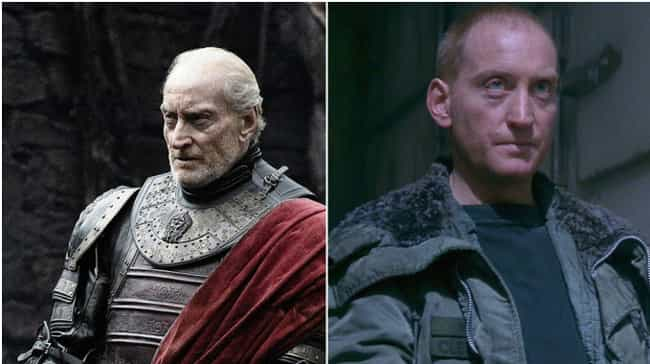 Charles Dance is listed (or ranked) 4 on the list A Look Back on Game of Thrones Actors in '90s Movies
