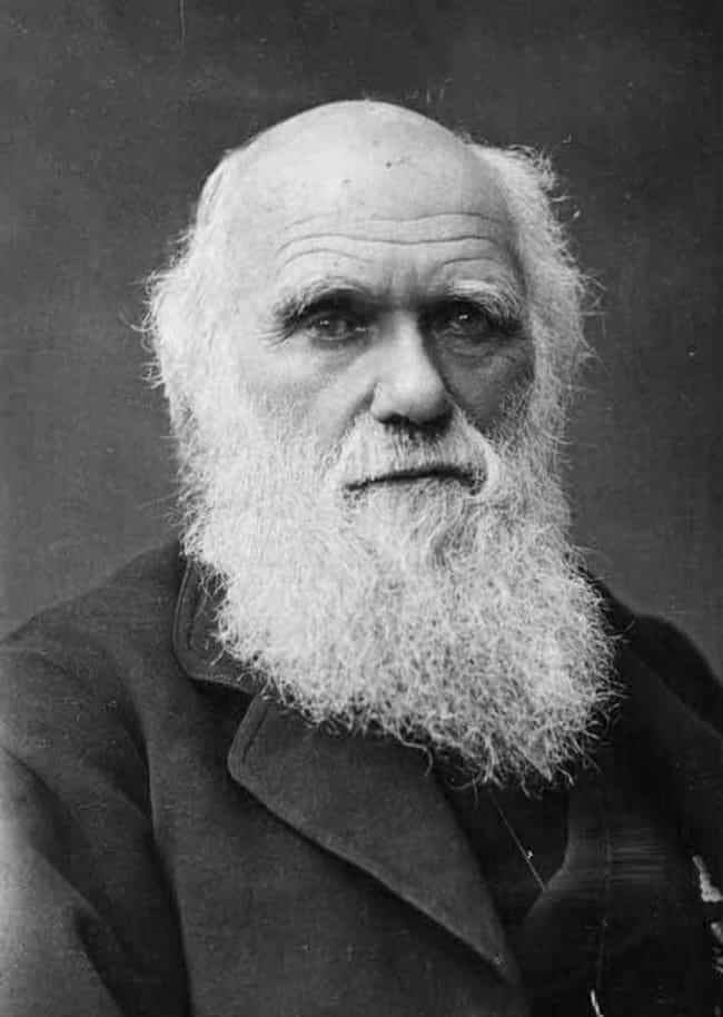 Charles Darwin is listed (or ranked) 4 on the list Famous Aquarius Celebrities