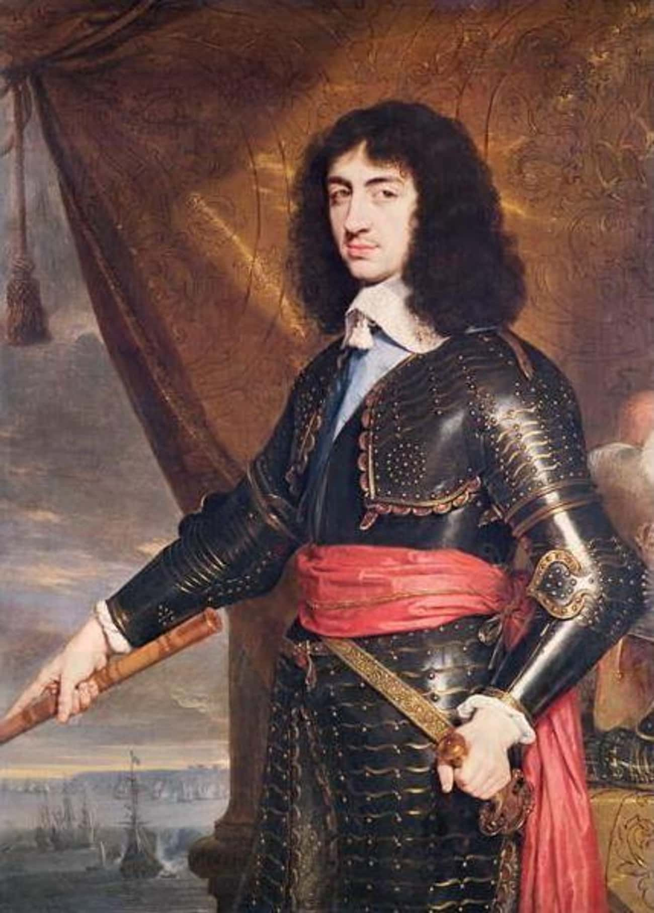 King Charles II Collected Mumm is listed (or ranked) 1 on the list The Weirdest Things Historical Royals Have Collected