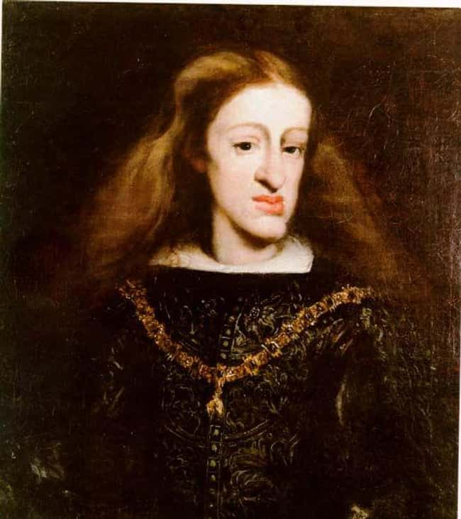 This image has an empty alt attribute; its file name is charles-ii-of-spain-photo-u2
