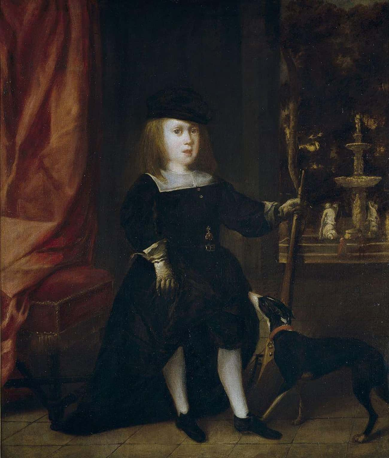When Charles II of Spain Was B is listed (or ranked) 2 on the list Firsthand Descriptions Of Historical Figures As Children