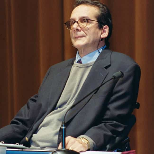 Charles Krauthammer is listed (or ranked) 3 on the list 22 Famous Paraplegics