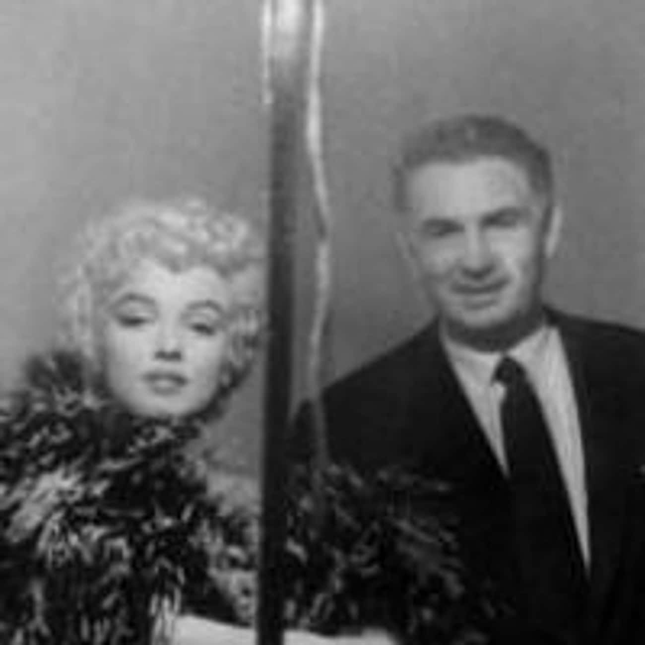 Charles K. Feldman is listed (or ranked) 4 on the list Men Who Hedy Lamarr Has Dated