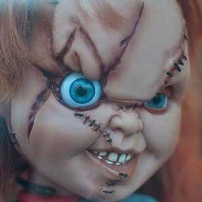 Chucky is listed (or ranked) 8 on the list The Greatest Possessed Characters in Film