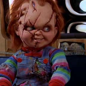 Chucky is listed (or ranked) 20 on the list The Fictional Monsters You'd Least Like to Have After You