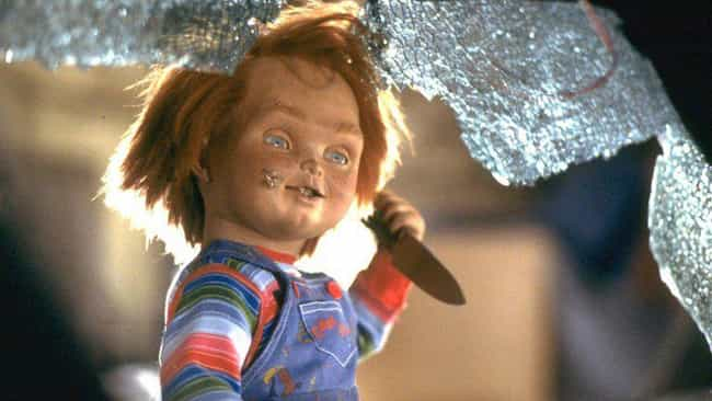 Chucky is listed (or ranked) 1 on the list The Easiest Horror Monsters To Outrun