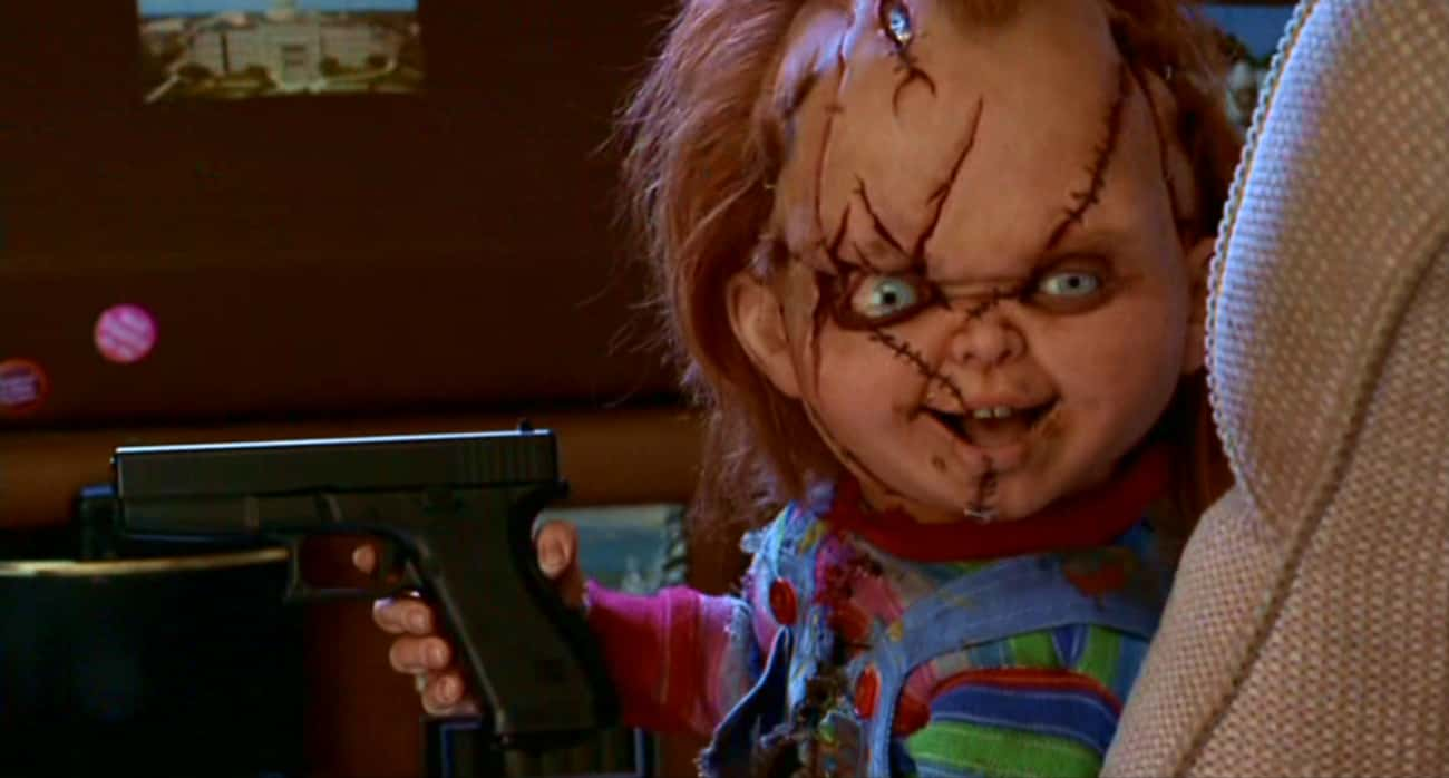 Chucky From 'Child's Play'  is listed (or ranked) 1 on the list 13 Horror Villains You Could Totally Beat Up