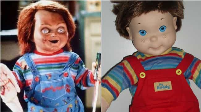 Chucky is listed (or ranked) 5 on the list Parodies That Are Way More Popular Than The Thing They're Parodying
