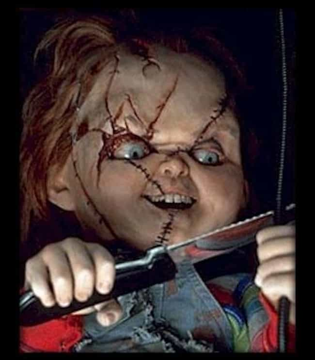 Chucky is listed (or ranked) 3 on the list Uncommon Sexy Halloween Costume Ideas | Sexy Halloween 2010
