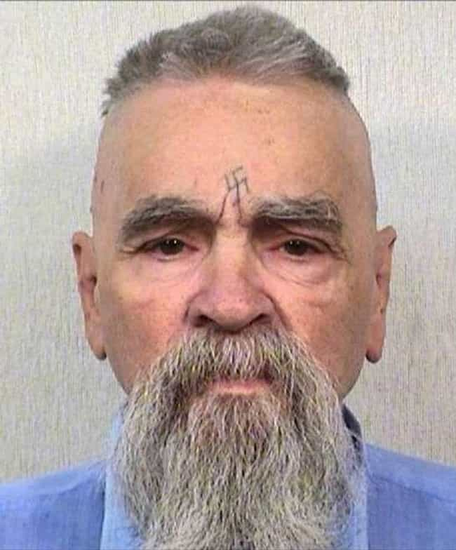 Charles Manson is listed (or ranked) 3 on the list 10 'Charming' Serial Killers And Murderers