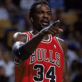 Charles Oakley is listed (or ranked) 10 on the list The Greatest Chicago Bulls of All Time