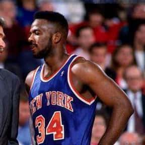 Charles Oakley is listed (or ranked) 3 on the list The Best New York Knicks Centers of All Time