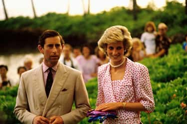 Charles And Diana Met While He is listed (or ranked) 2 on the list How Did All The British Royal Couples Meet?