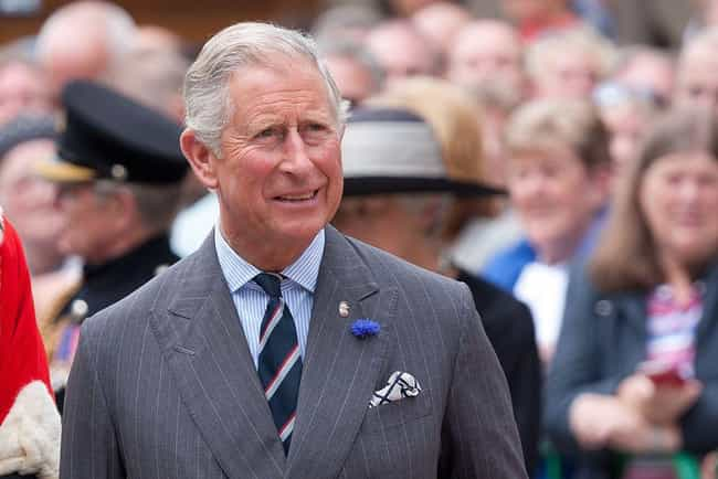 Charles, Prince of Wales is listed (or ranked) 4 on the list 17 Celebrity Cheaters Who Seriously Downgraded