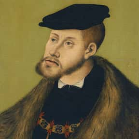Charles V, Holy Roman Emperor is listed (or ranked) 16 on the list The Most Important Leaders In World History