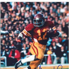 Charles White is listed (or ranked) 9 on the list The Best USC Trojans Players of All Time