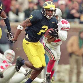 Charles Woodson is listed (or ranked) 1 on the list The Best Michigan Football Players of All Time