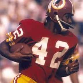 Charley Taylor is listed (or ranked) 11 on the list The Greatest Washington Redskins of All Time